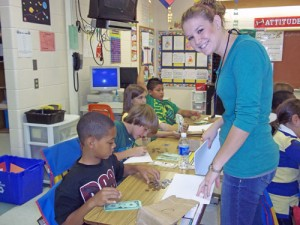 SU Students Intern At Buckingham Elementary School