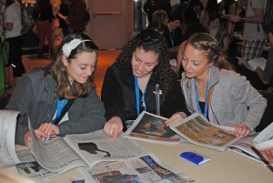 SD Seniors Attend Columbia Scholastic Press Assocation Convention