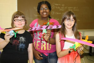 Worcester Summer Academy Teaches Flight