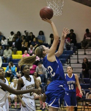Decatur Girls Complete Pocomoke Sweep
