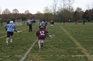 Beach Lacrosse Club Hosts England's Spencer Lacrosse Club