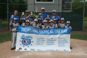 Berlin All-Stars Win First Tourney