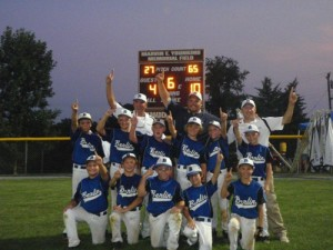 Berlin All Stars Capture First-Ever State Title