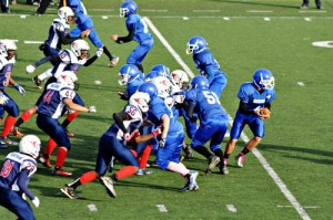 Berlin Seahawks Head to Pop Warner Final