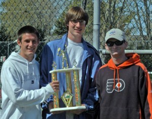 Worcester Prep Boy's Tennis