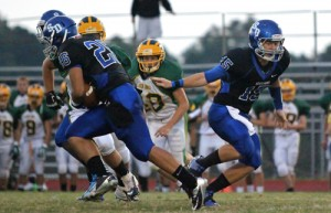 Lions Spoil Decatur Homecoming