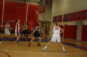 Sports Editor  Worcester Girls Thump Herons, Ponies