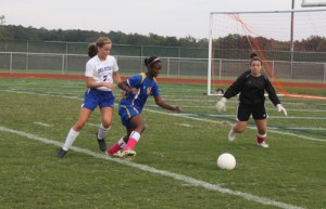 Decatur Girls Rout Wicomico Twice