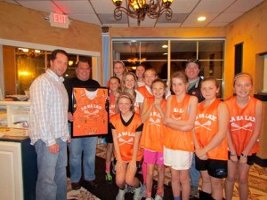 La Ha Lax Chili Peppers Celebrate Successful Season