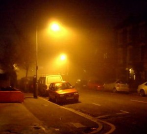 misty-street-lights