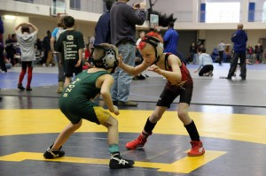 Reho Wins Wrestling State Championship