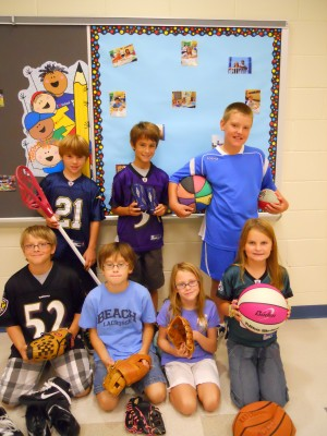 NEW FOR MONDAY: Students Send Sports Equipment To Guatamala Village