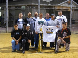 Delmarva Auto Glass OC Recreation And Parks Men's Fall Softball Champs