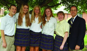 College Board Names National Merit Commened Scholars From Worcester Prep