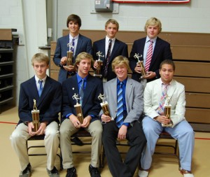 Worcester Prep Hands Out Fall Sports Awards