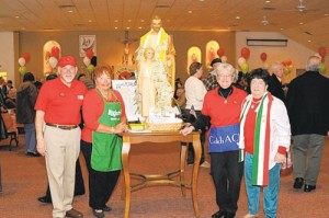 Annual St. Joseph's Festival Held By Ocean City Sons Of Italy
