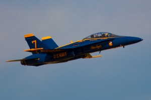 Air Show Seeking Top Civilian Teams After Blue Angels' Move