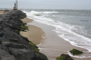 NEW FOR THURSDAY: Army Corps To Let Nature Address Inlet Jetty Beach