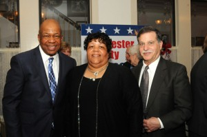 Worcester County Democrats Honored To Have Congressman Elijah Cummings As Guest Speaker