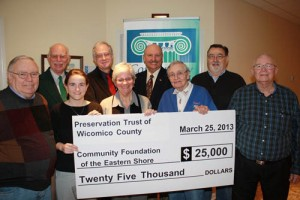 Preservation Trust Of Wicomico County Establish Endowment Fund At The CFES