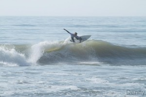 OC Hosts Amateur Surf Contest