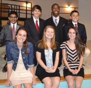 Worcester Prep Students Selected For 2013 Optimist Oratorical Competition Finals