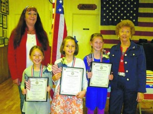 OC Elementary School Has Several Winners In Americanism Essay Contest