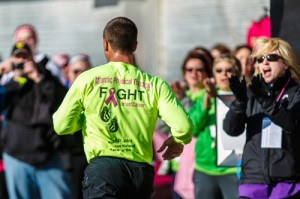 Locals Finish Strong in Komen Race