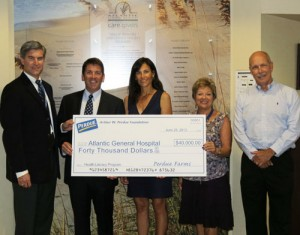 AGH Scores Health Literacy Grant