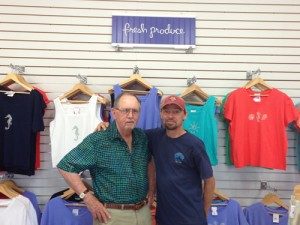 A Collins Family Affair At Fenwick's Southern Exposure Stores