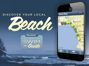 Area Swim Guide App Launched