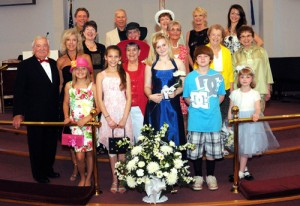 United Methodist Women Of The Community Church At OP Holds Annual Fashion Show