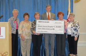 AGH Auxiliary Dontates $40K To AGH Foundation's Annual Appeal