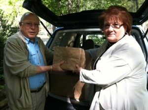 Republican Women Of Worcester County Donate Boxes Of Breakfast Bars To Troops