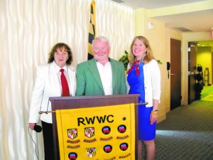 Jacobs Speaks Of Trying To Locate Missing American Serviceman At Republican Women Luncheon