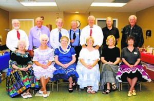 NARFE Chapter 2274 Holds Annual Picnic At White Horse Park