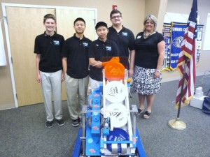 County Robotics Club Wraps Up Successful 2nd Year