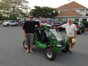 New Scoot Coupe Buggy Proposed For Ocean City; State Legislation Likely Needed