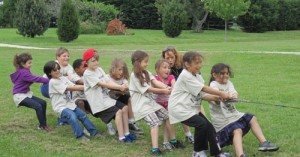 Field Day Held At OC Elementary