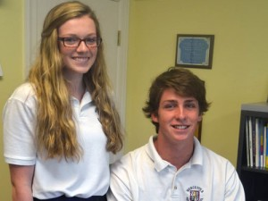 Worcester Prep Rising Juniors Selected To Serve On Worcester County Youth Council