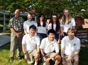 Worcester Prep Students Selected For The Howard Hughes Medical Institute's Summer Jump Start Program