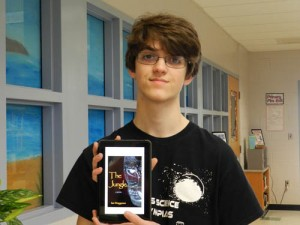 Eighth Grade Stephen Decatur Middle School Student Publishes First Novel