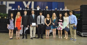 Stephen Decatur High School Seniors Recognized At SDHS WeXL Banquet