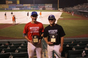 Decatur's Harrington Wins MVP in All-Star Game