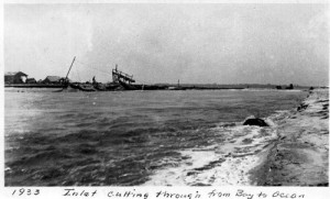 80 Years Ago, Storm Created Ocean City Inlet, Changing Everything For Residents