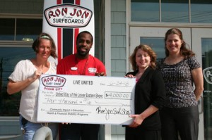 United Way Receives Donation