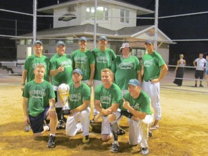 Dumser's, Team Bedhead Claim Softball Titles
