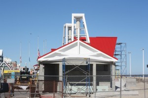 OC Comfort Station Project Enters Final Phase; New North OC Fire Station Work Now Underway
