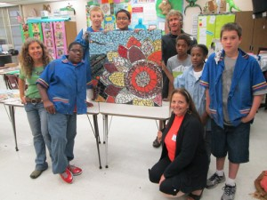 School Art Program Will Leave Behind Lasting Memory