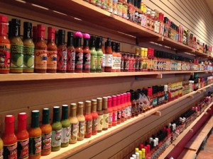 Pepper Shack Features Variety Of Sauces, Tasting Stations